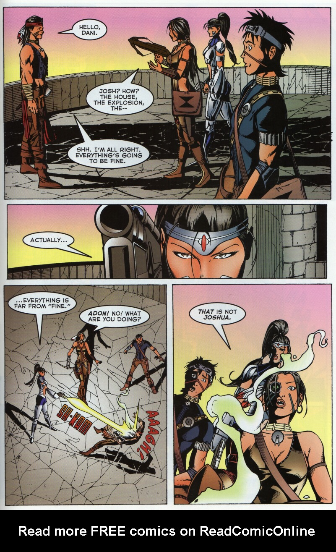 Read online Turok 3: Shadow of Oblivion comic -  Issue # Full - 28