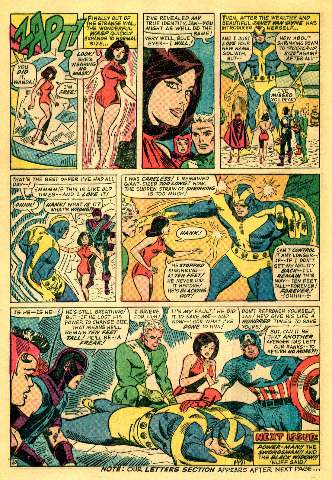 The Avengers (1963) 28 Page 27