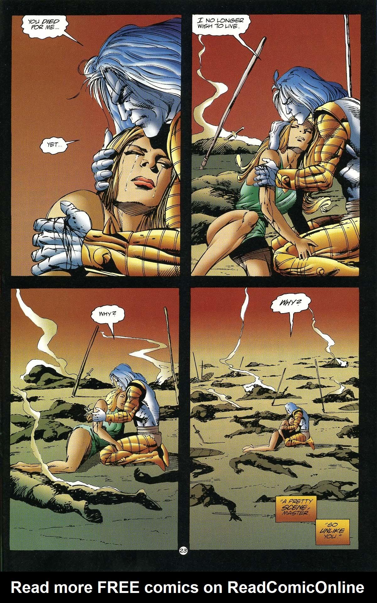 Read online Rune (1994) comic -  Issue #7 - 25