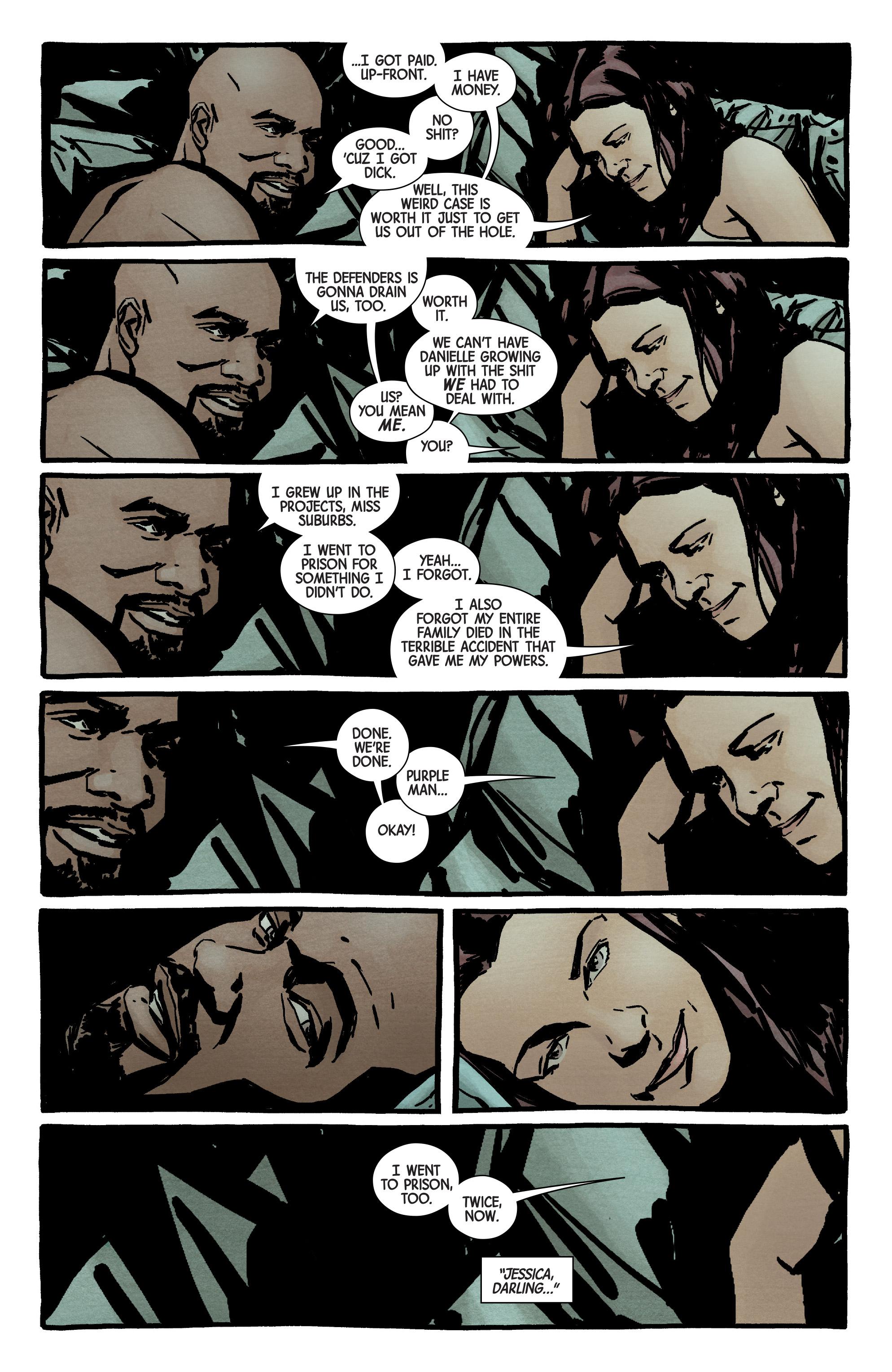 Read online Jessica Jones (2016) comic -  Issue #9 - 17
