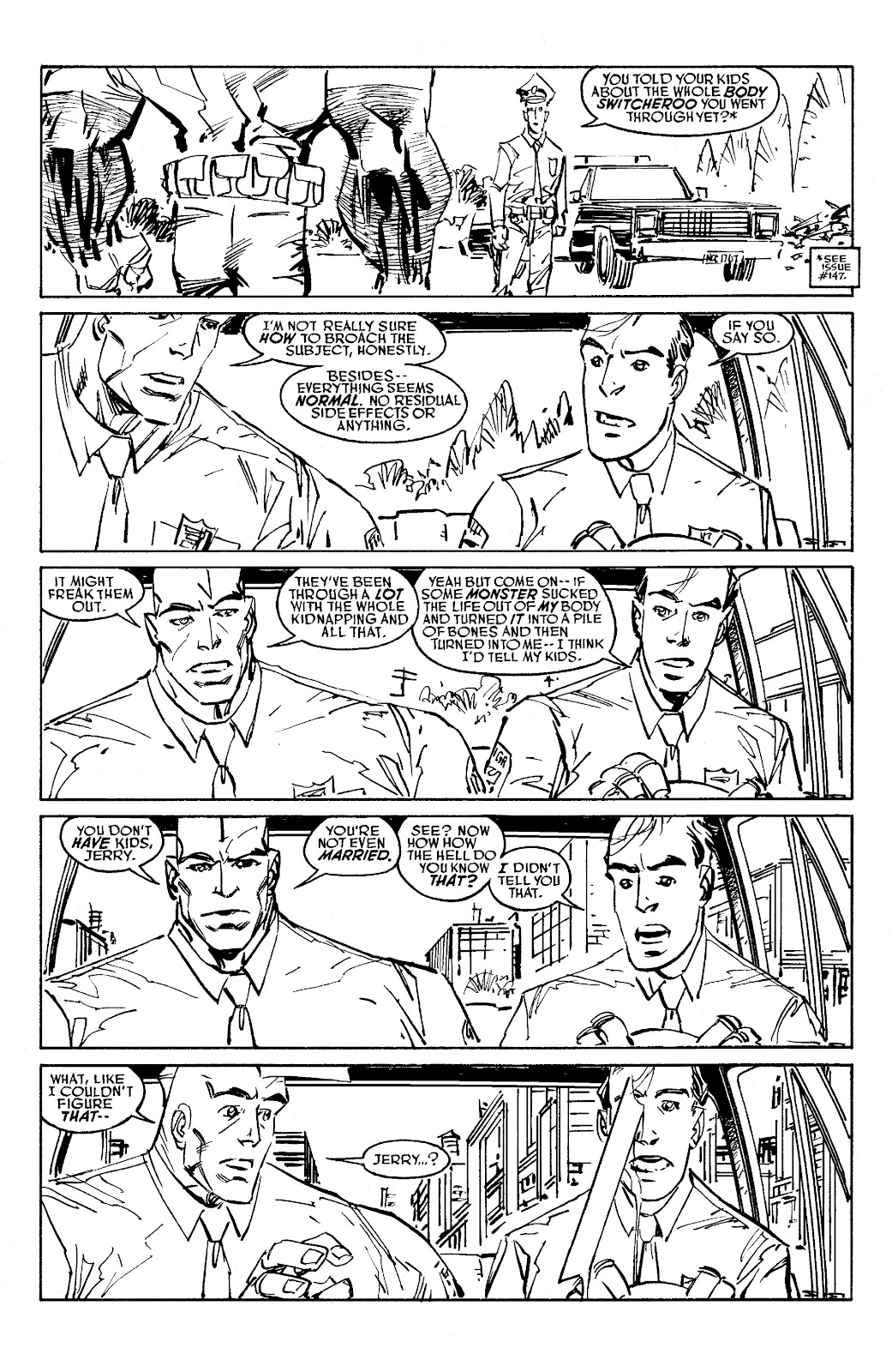 Read online Savage Dragon Archives comic -  Issue # TPB 6 (Part 5) - 72