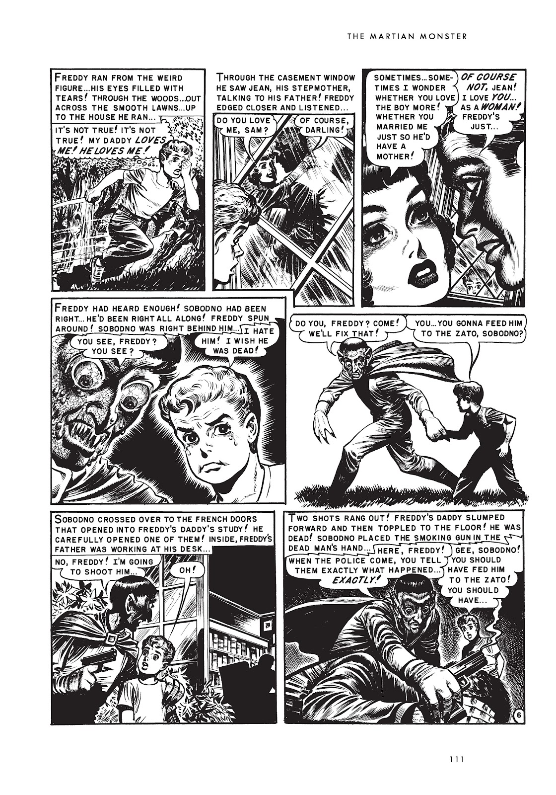 Read online The Martian Monster and Other Stories comic -  Issue # TPB (Part 2) - 26