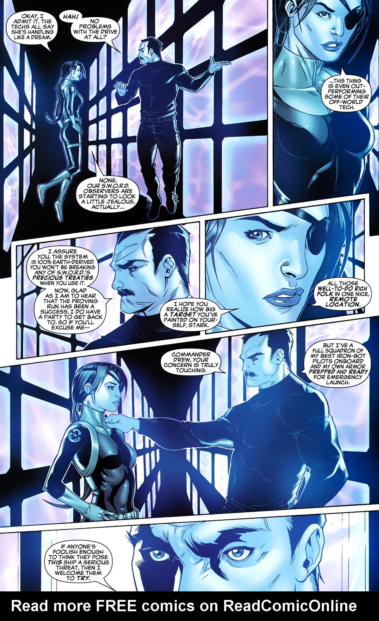 Read online Astonishing Tales (2009) comic -  Issue #2 - 16