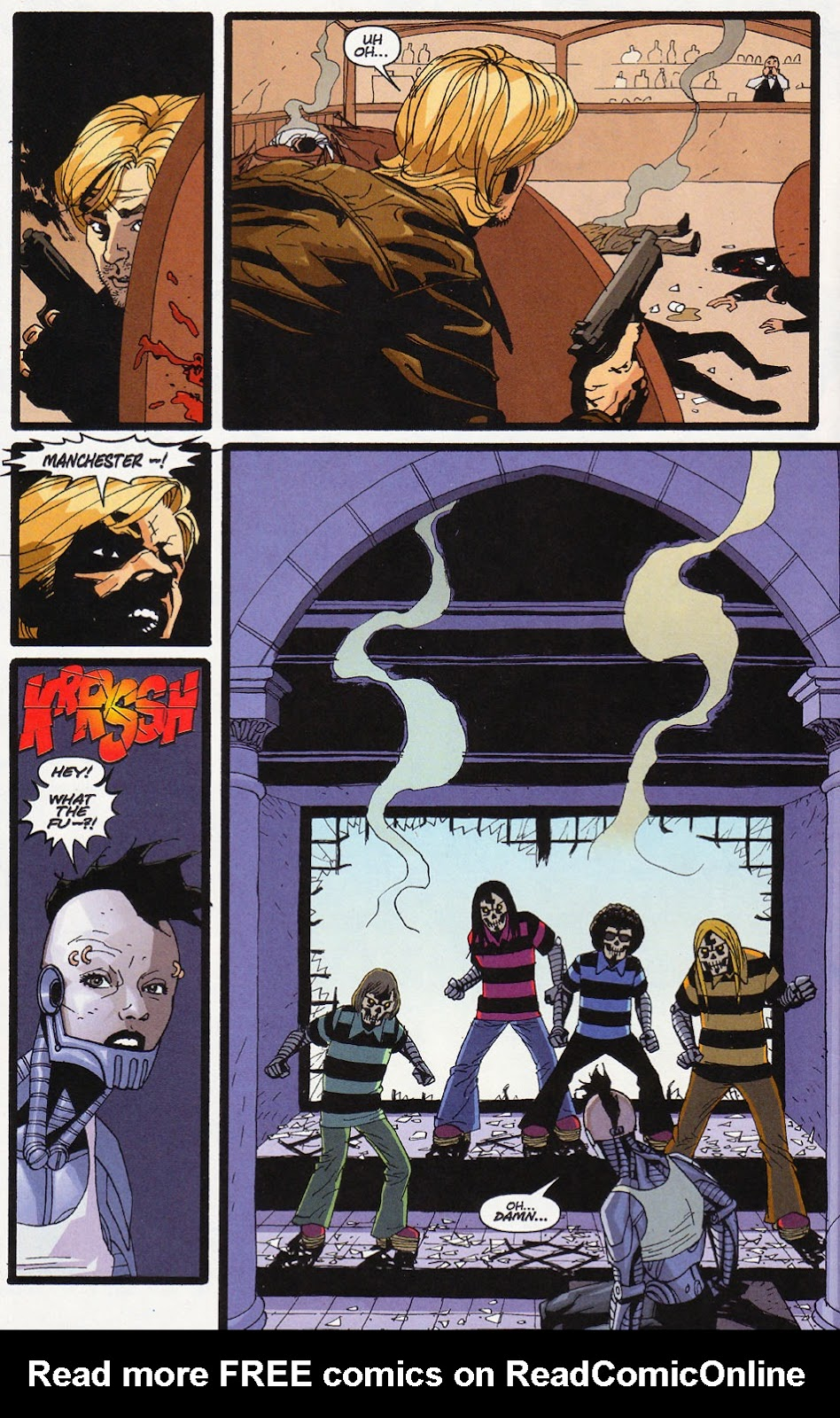 Wildcats (1999) Issue #11 #12 - English 13