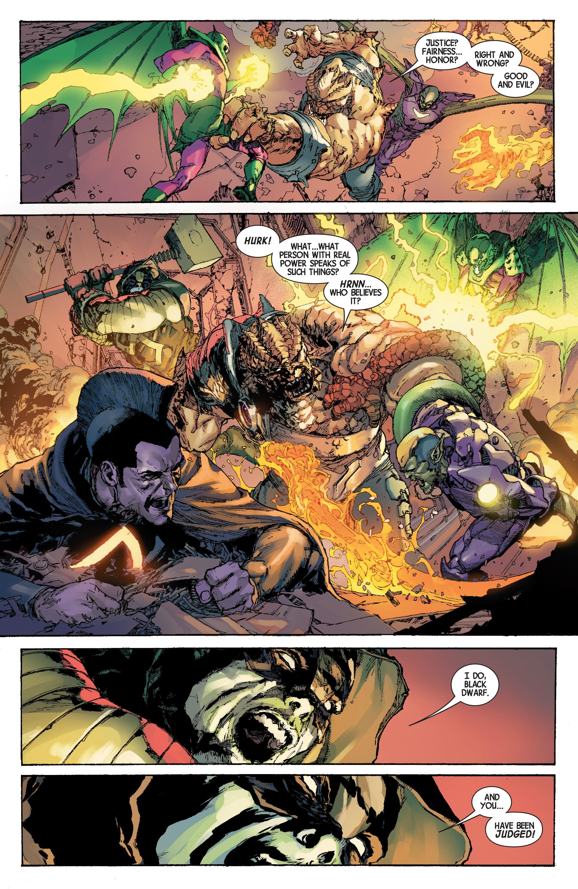 Read online Avengers (2013) comic -  Issue #Avengers (2013) _TPB 4 - 173