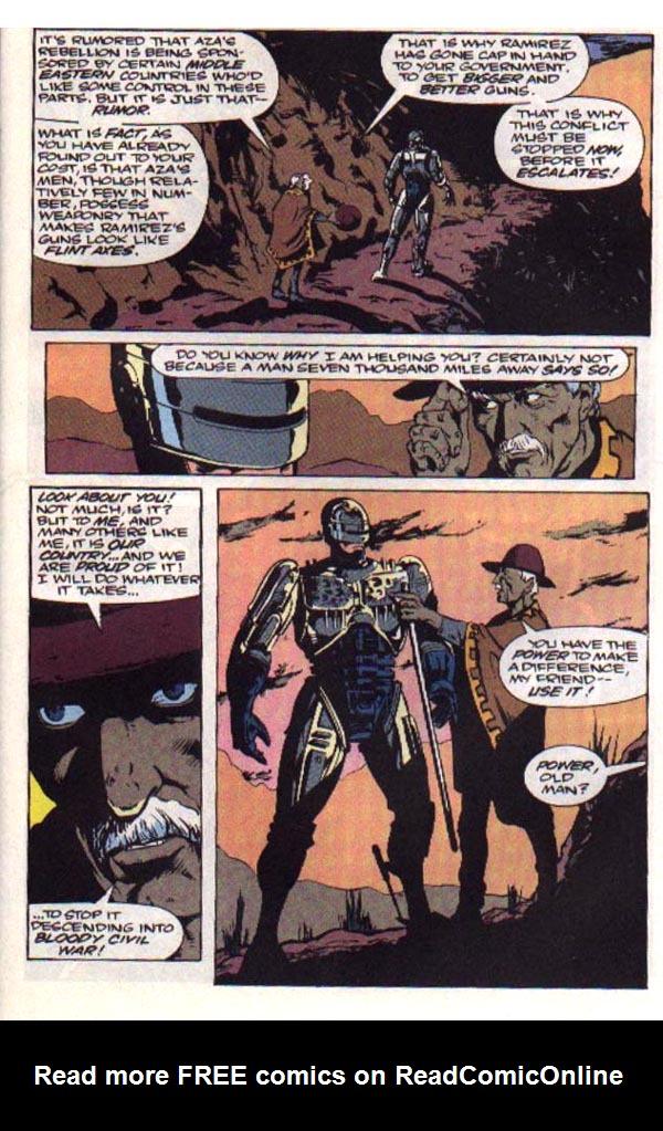 Read online Robocop (1990) comic -  Issue #22 - 14