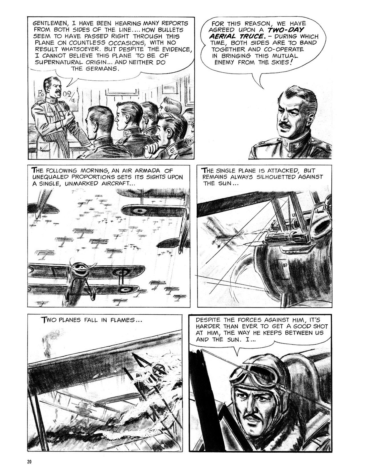 Read online Eerie Archives comic -  Issue # TPB 1 - 21