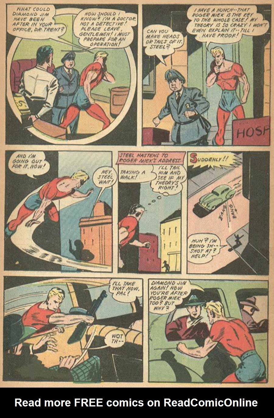 Zip Comics issue 47 - Page 11