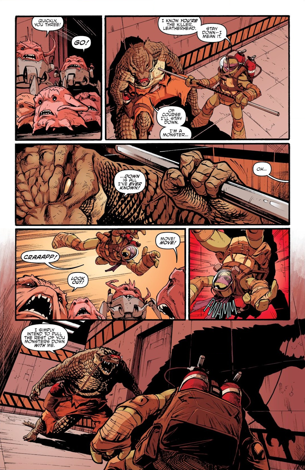 Read online Teenage Mutant Ninja Turtles: The IDW Collection comic -  Issue # TPB 7 (Part 2) - 75
