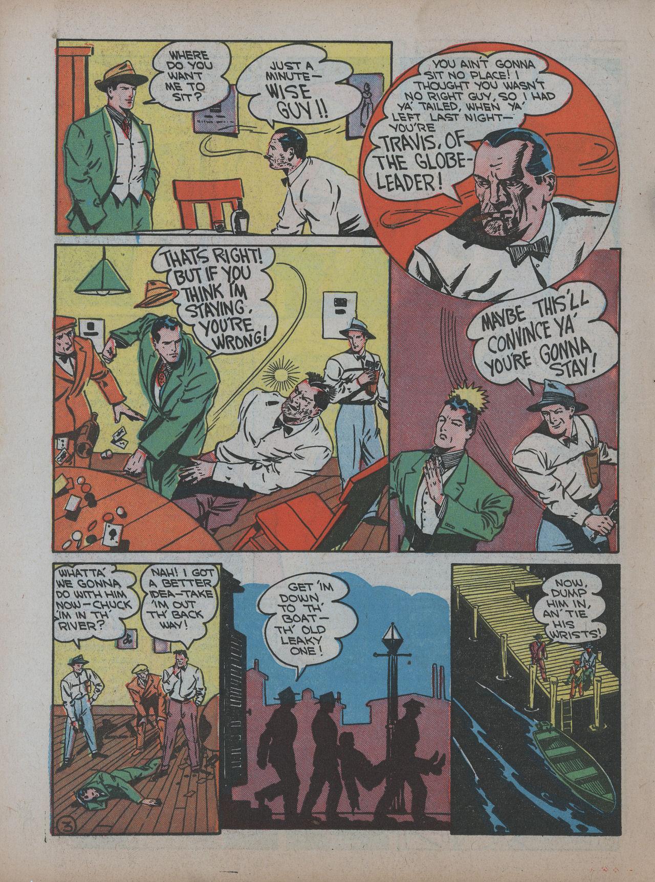 Read online Detective Comics (1937) comic -  Issue #48 - 54
