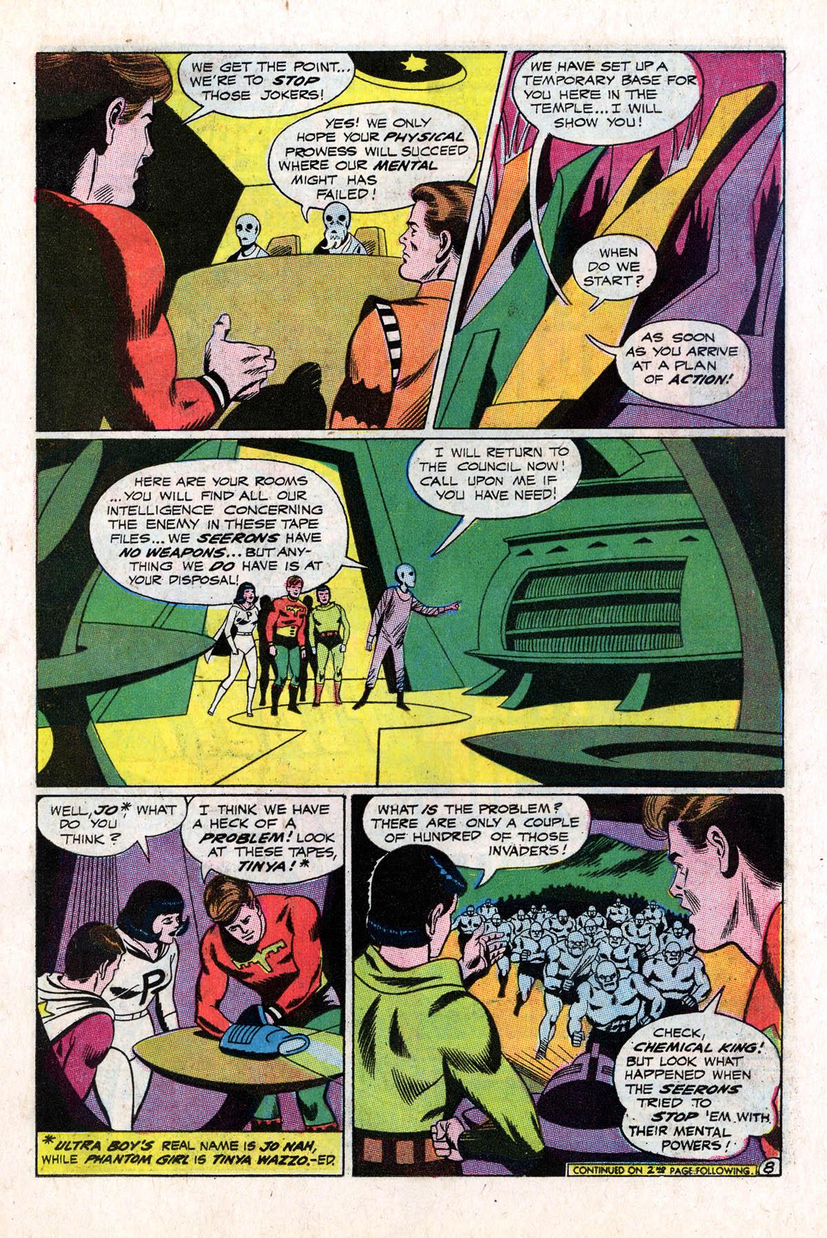 Read online Adventure Comics (1938) comic -  Issue #379 - 11