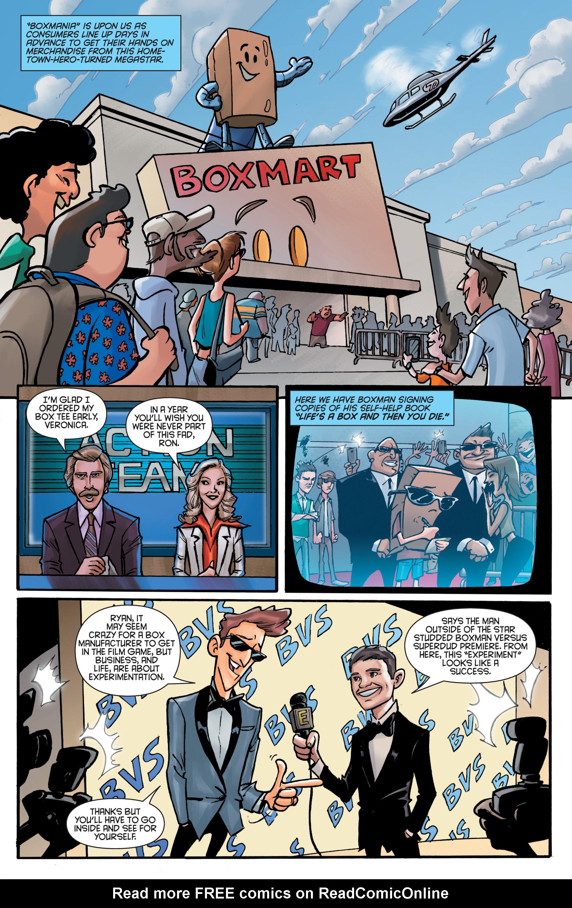 Read online Smosh comic -  Issue #5 - 3