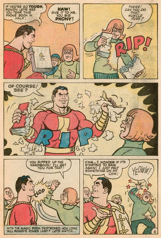 Read online Shazam! (1973) comic -  Issue #5 - 15
