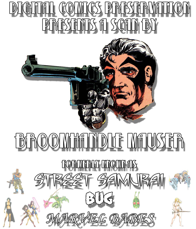 Read online The Exterminators comic -  Issue #11 - 24