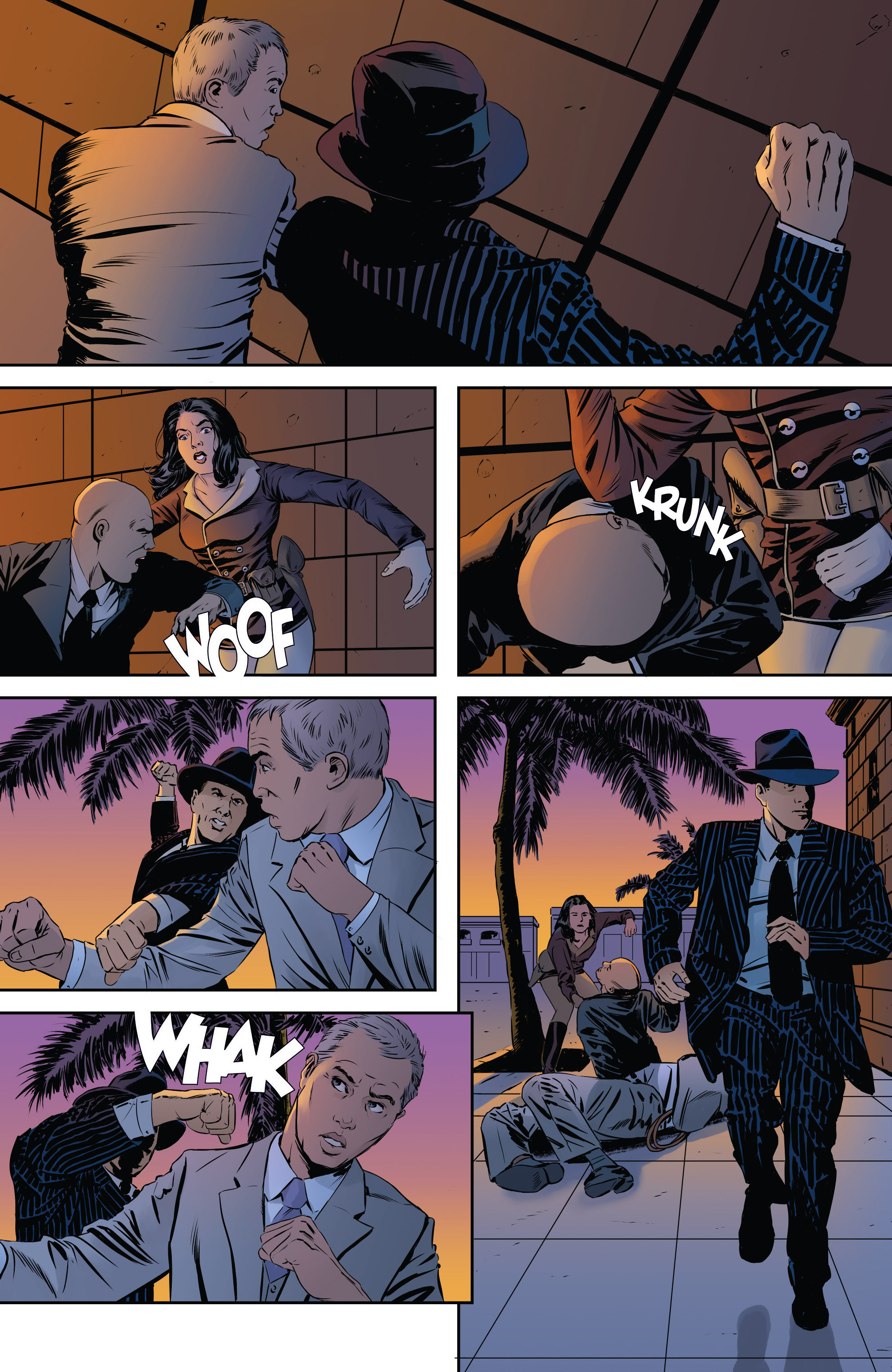 Read online Athena Voltaire and the Volcano Goddess comic -  Issue #3 - 11