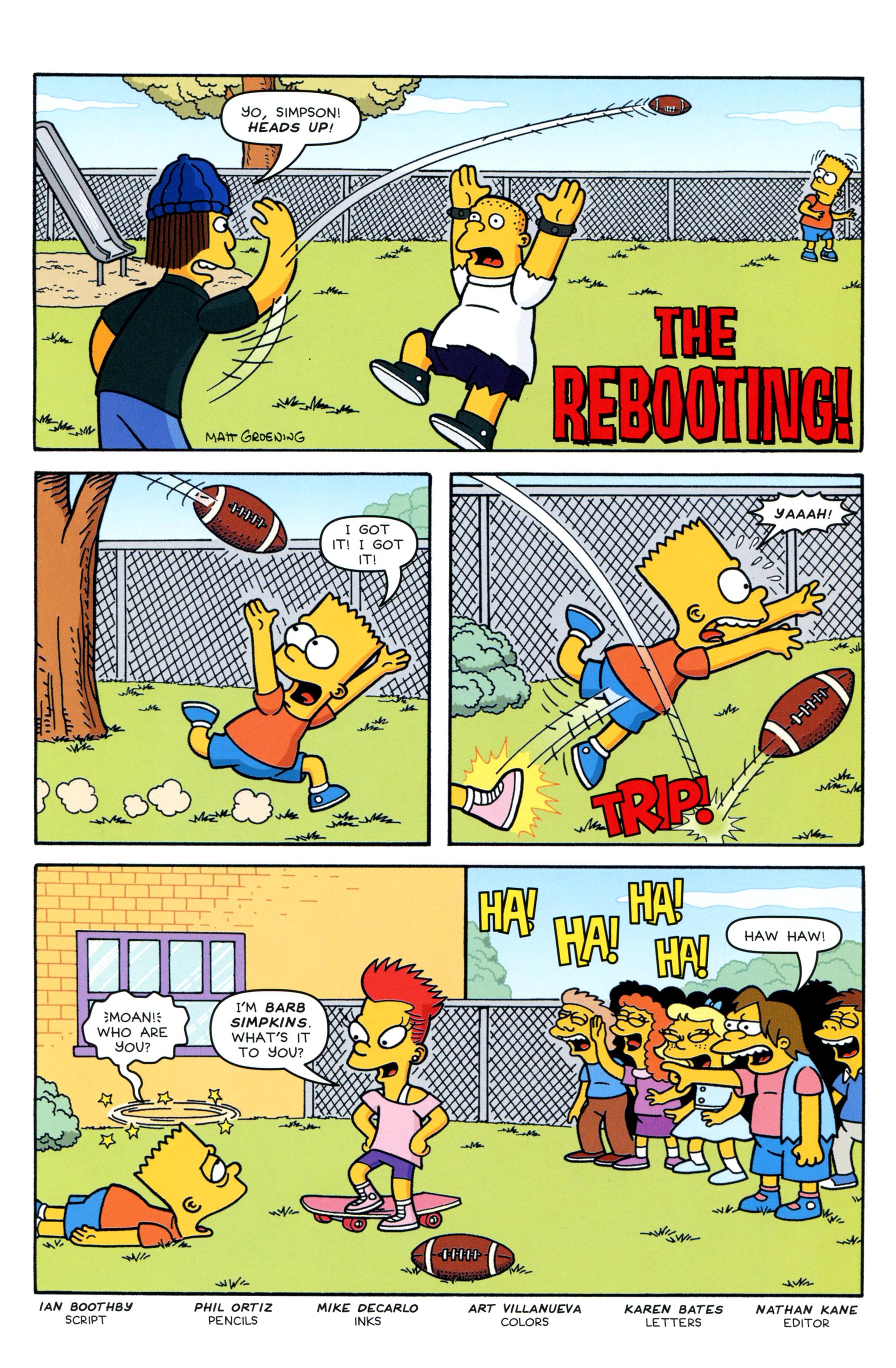 Read online Simpsons Comics Presents Bart Simpson comic -  Issue #90 - 15