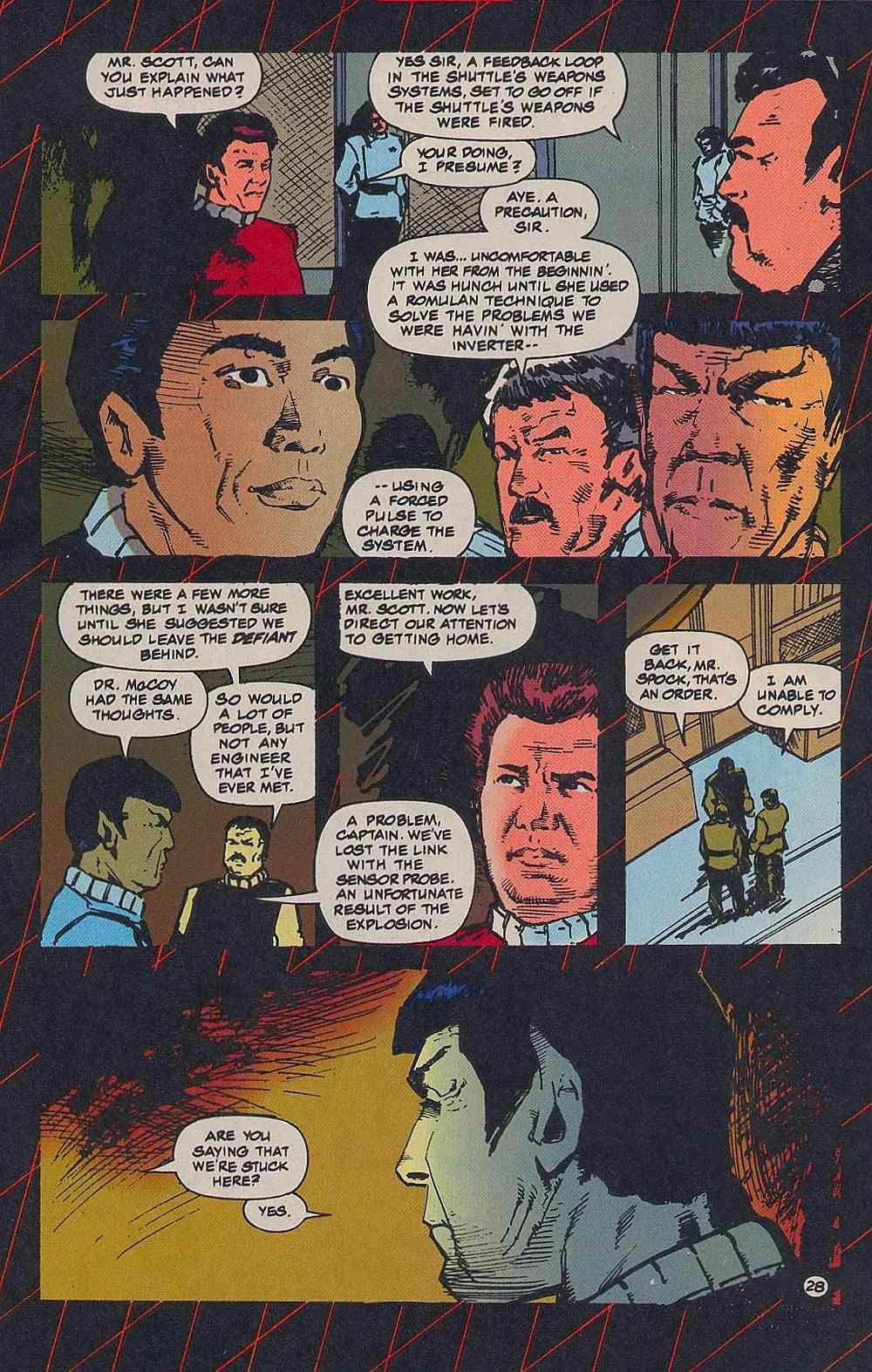 Read online Star Trek (1989) comic -  Issue # _Special 2 - 30