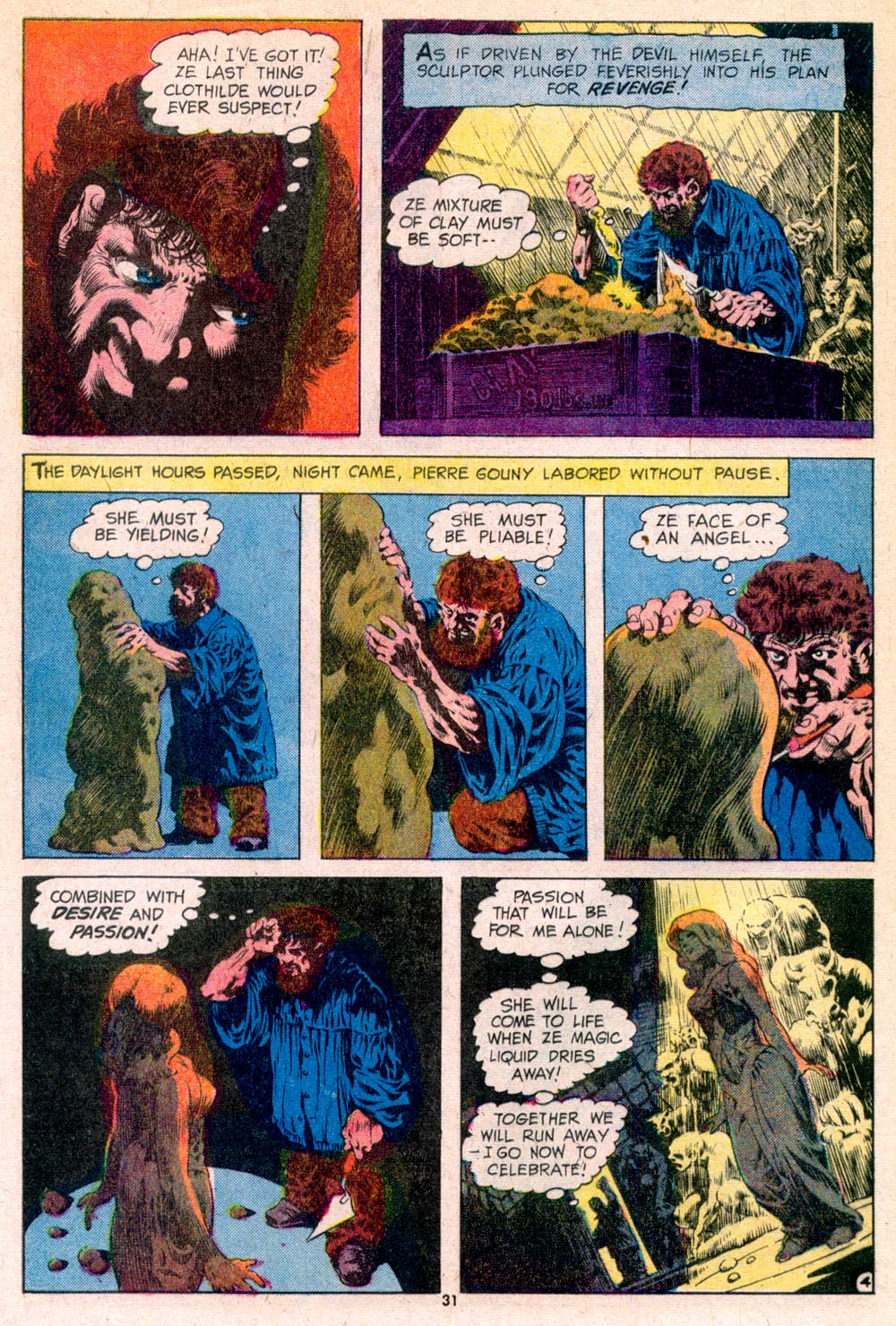 Read online Plop! comic -  Issue #5 - 32