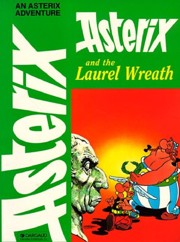 Read online Asterix comic -  Issue #18 - 2
