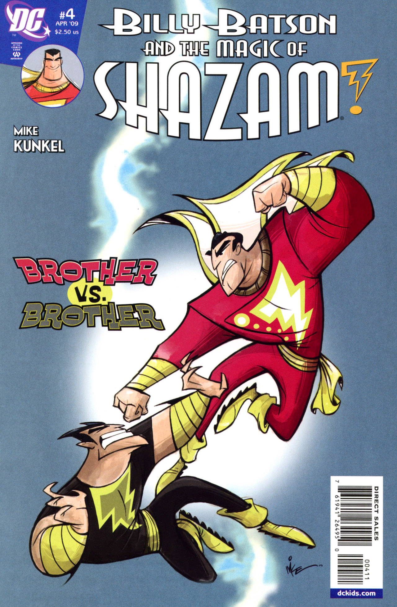 Billy Batson & The Magic of Shazam! 4 Page 1