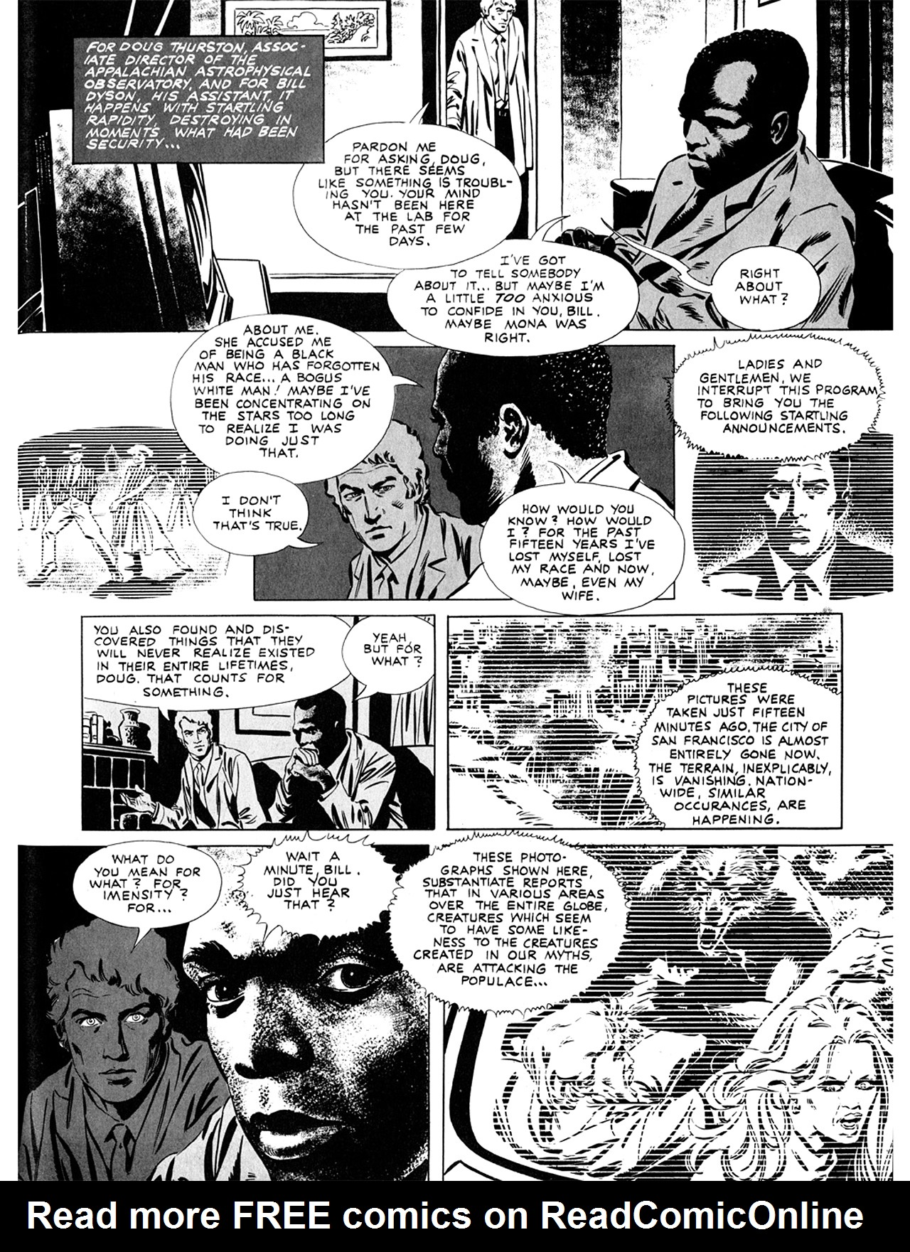 Read online Eerie Archives comic -  Issue # TPB 9 - 168