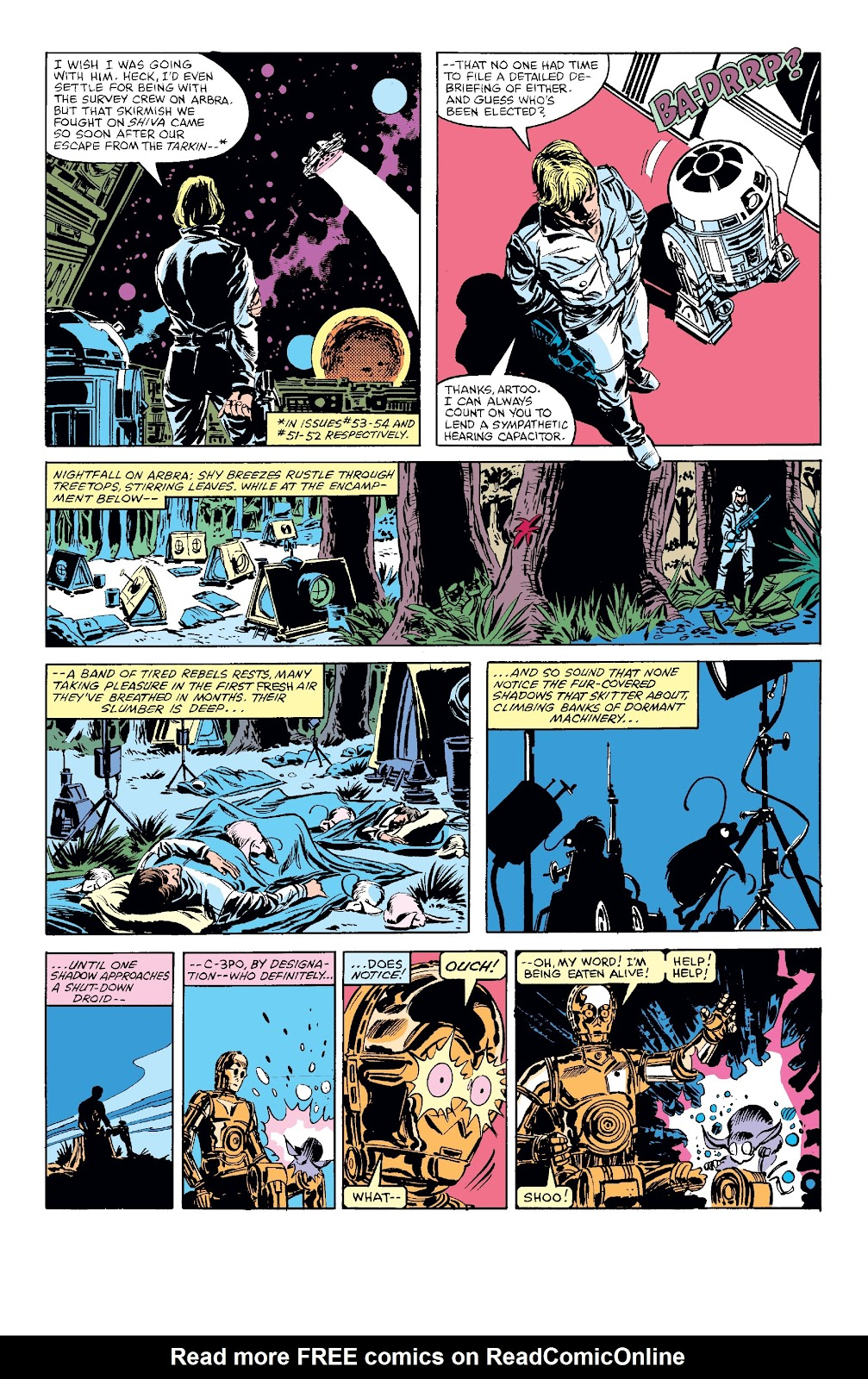 Read online Star Wars Legends: The Original Marvel Years - Epic Collection comic -  Issue # TPB 3 (Part 4) - 62