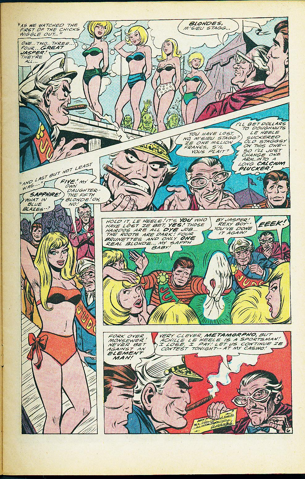 Metamorpho (1965) issue 6 - Page 9