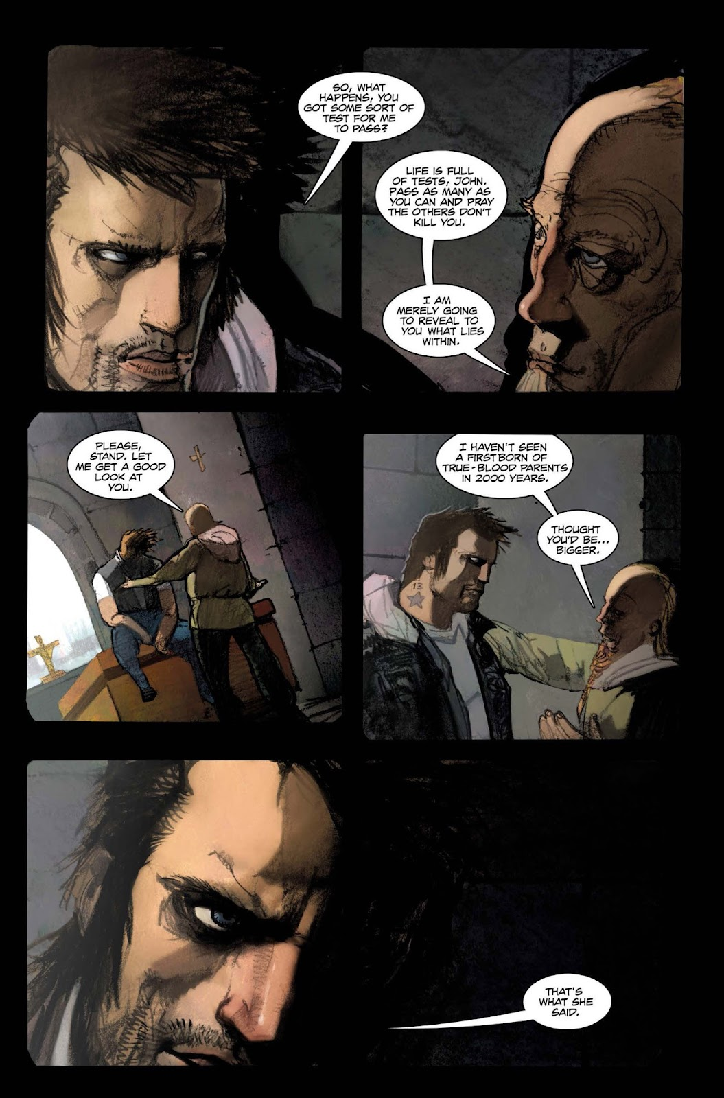 13 Coins issue TPB - Page 105