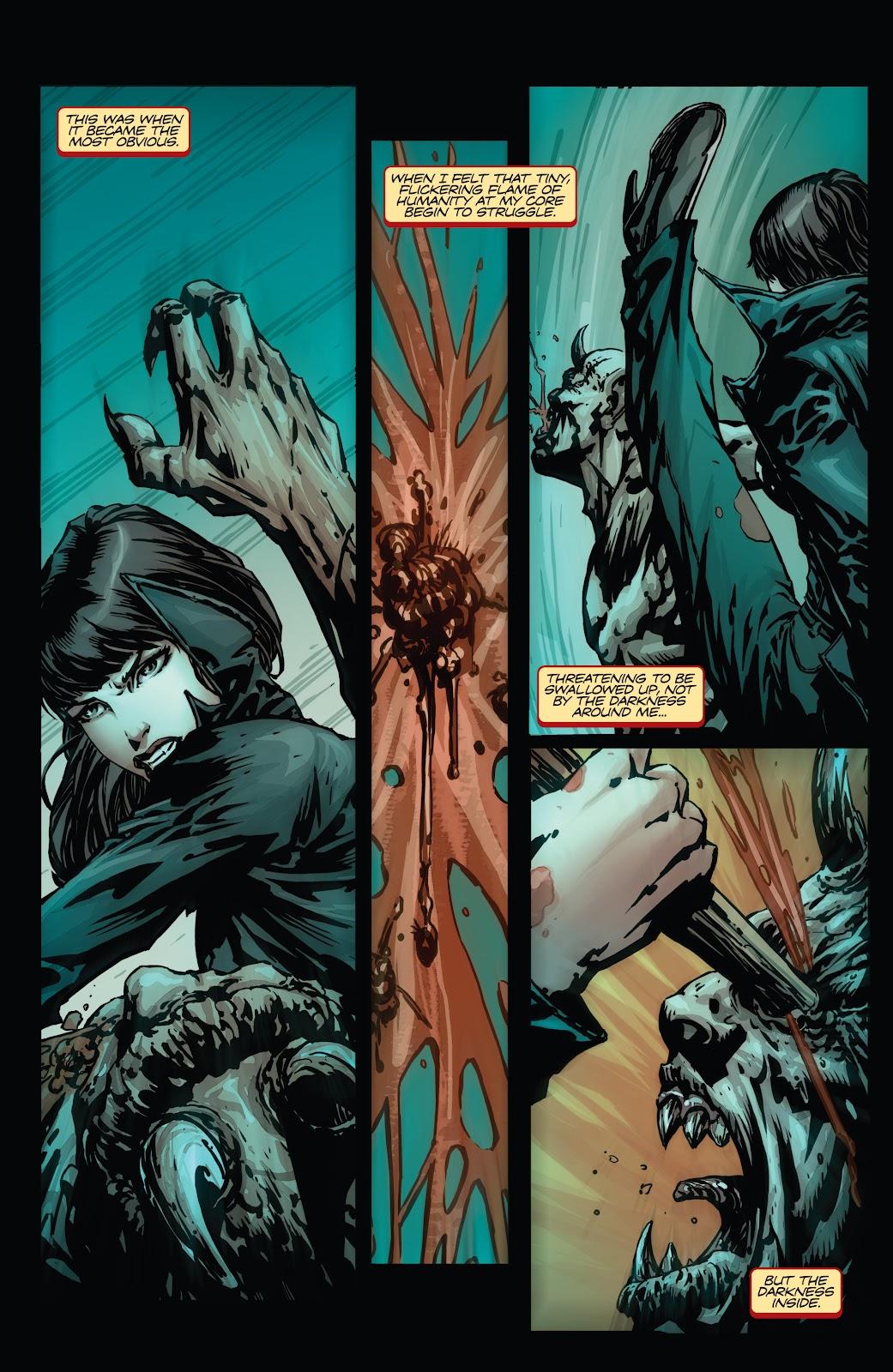Read online Vampirella Strikes comic -  Issue #1 - 13