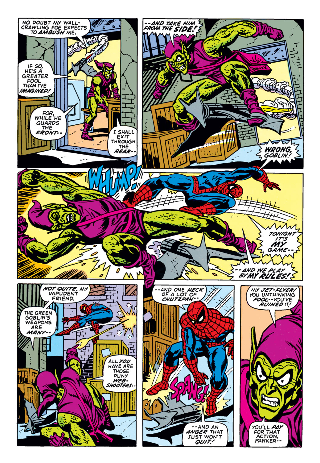 The Amazing Spider-Man (1963) 122 Page 15