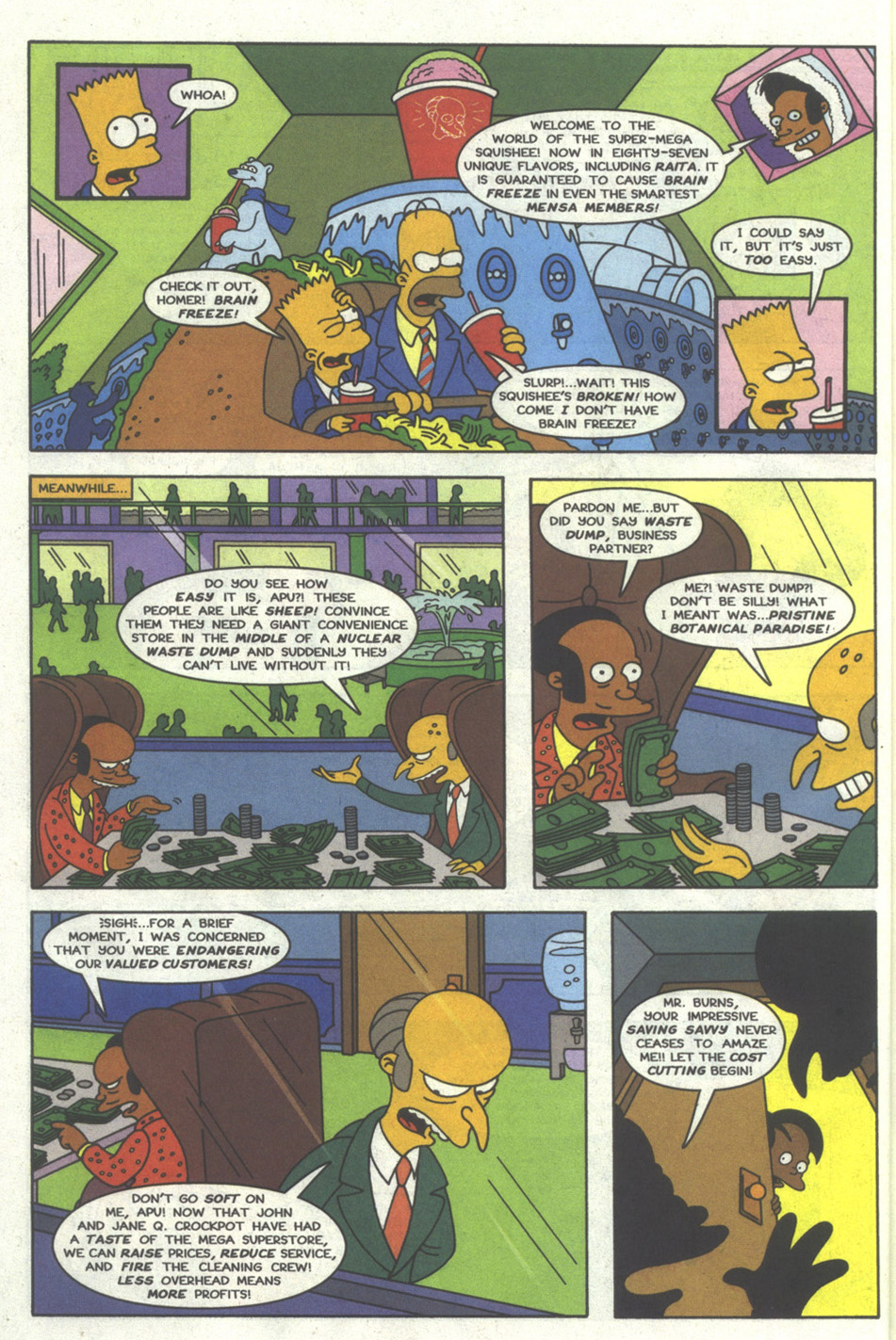 Read online Simpsons Comics comic -  Issue #22 - 15