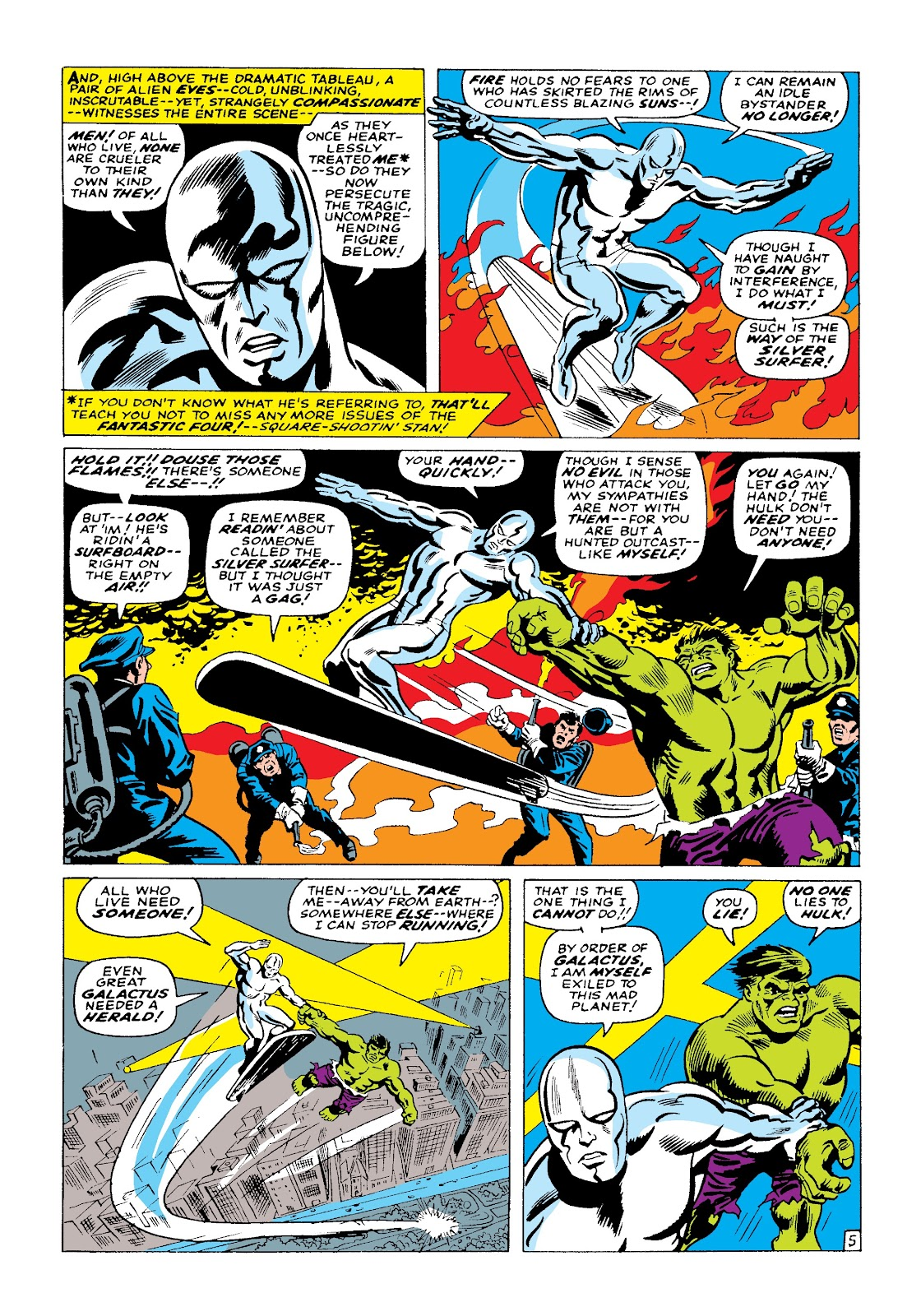 Read online Marvel Masterworks: The Incredible Hulk comic -  Issue # TPB 3 (Part 2) - 55