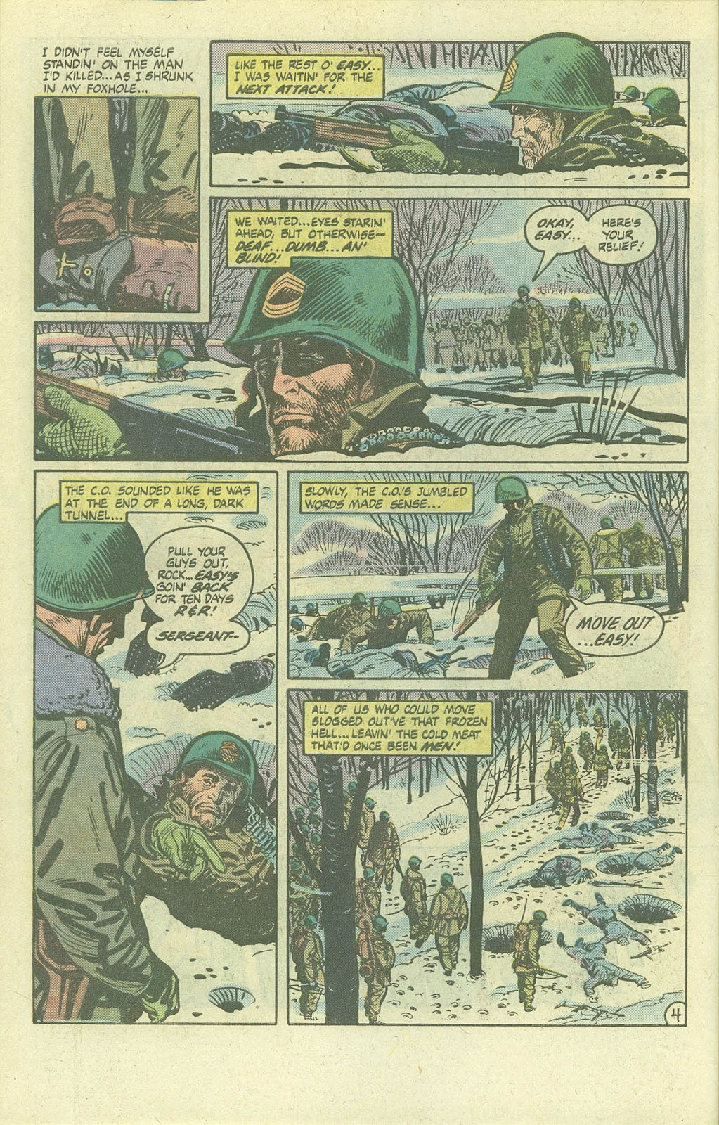 Sgt. Rock issue Annual 3 - Page 5