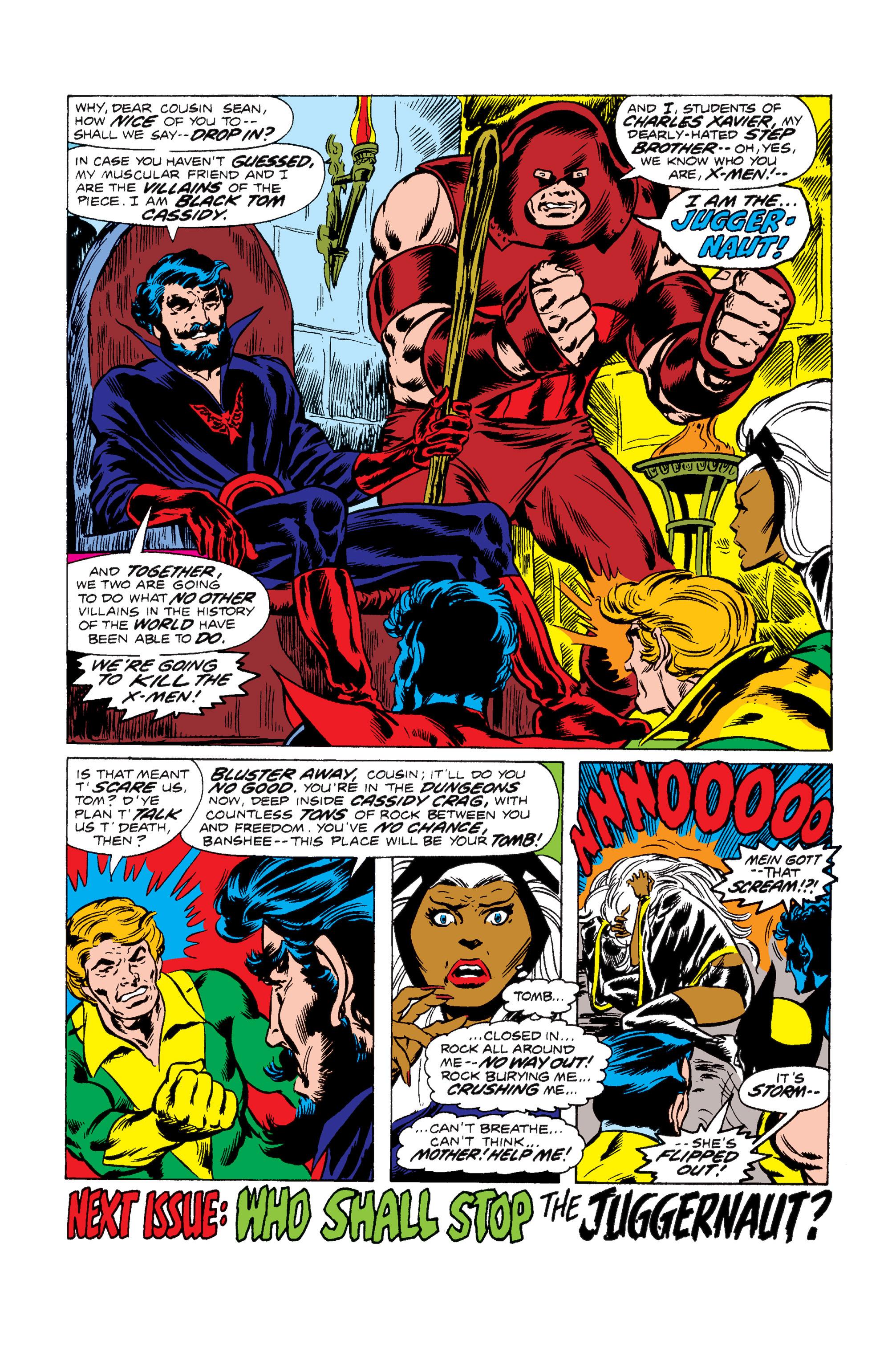 Uncanny X-Men (1963) 101 Page 16