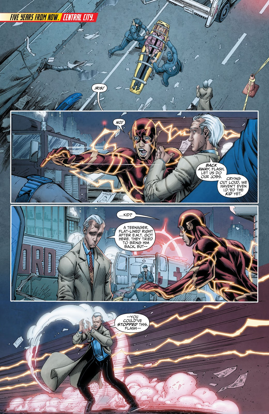 Read online The Flash (2011) comic -  Issue # _TPB 6 (Part 1) - 2