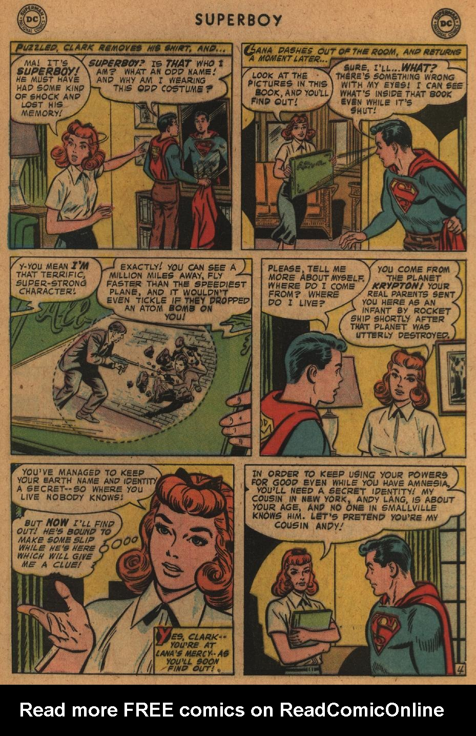 Superboy (1949) issue 63 - Page 25