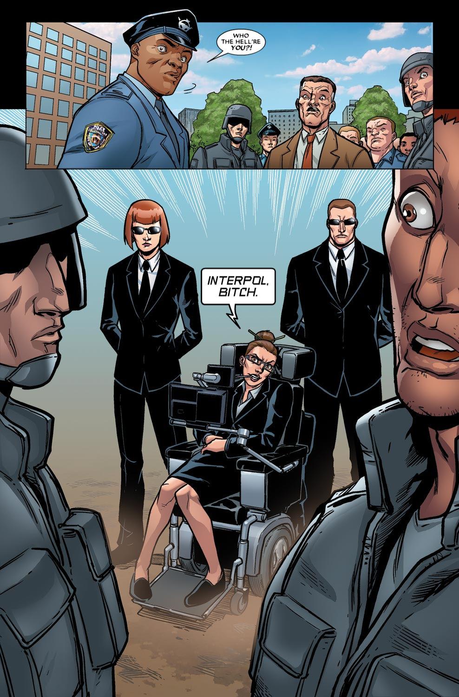 Read online Deadpool (2008) comic -  Issue #48 - 7