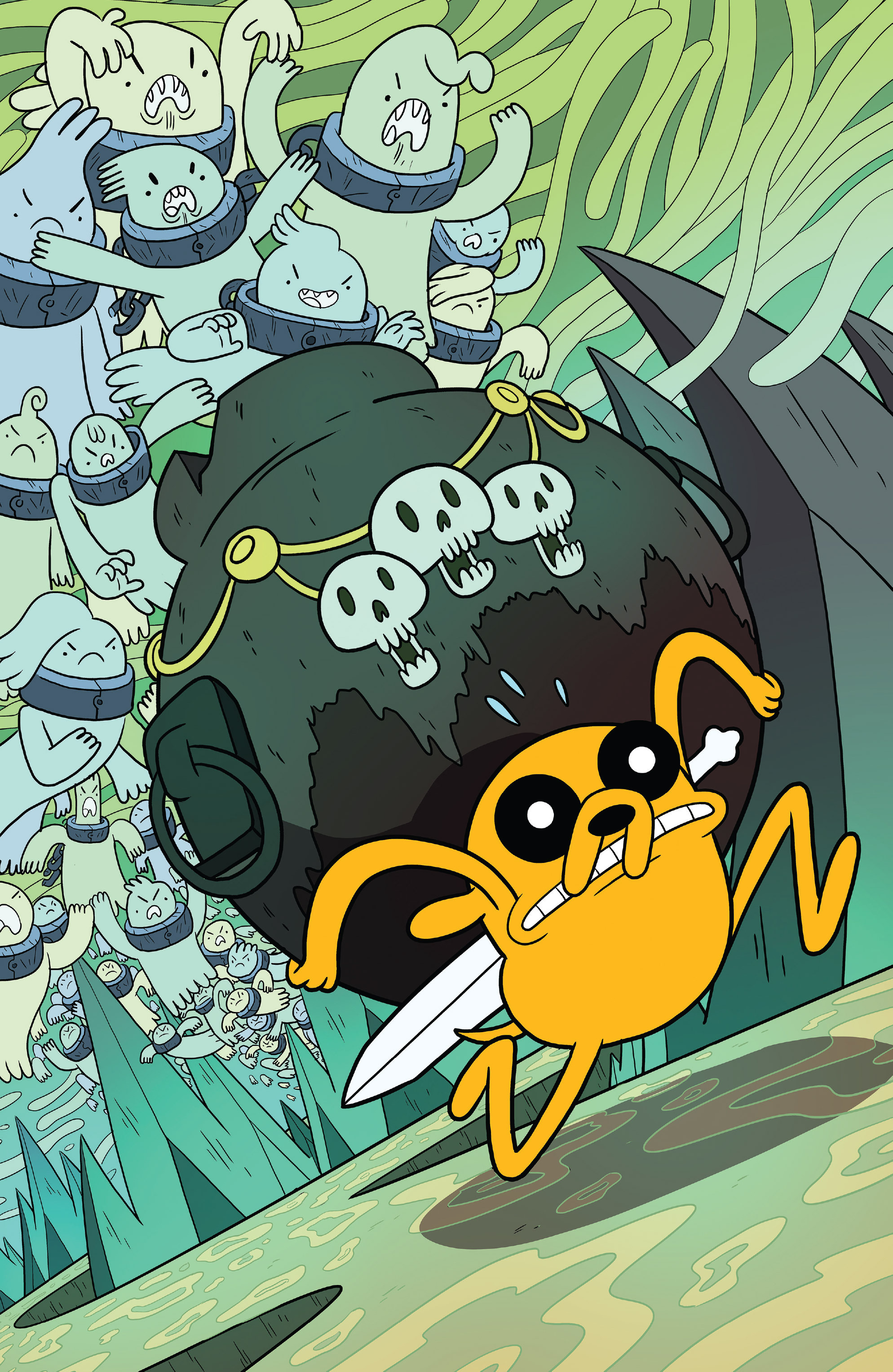 Read online Adventure Time comic -  Issue #53 - 18