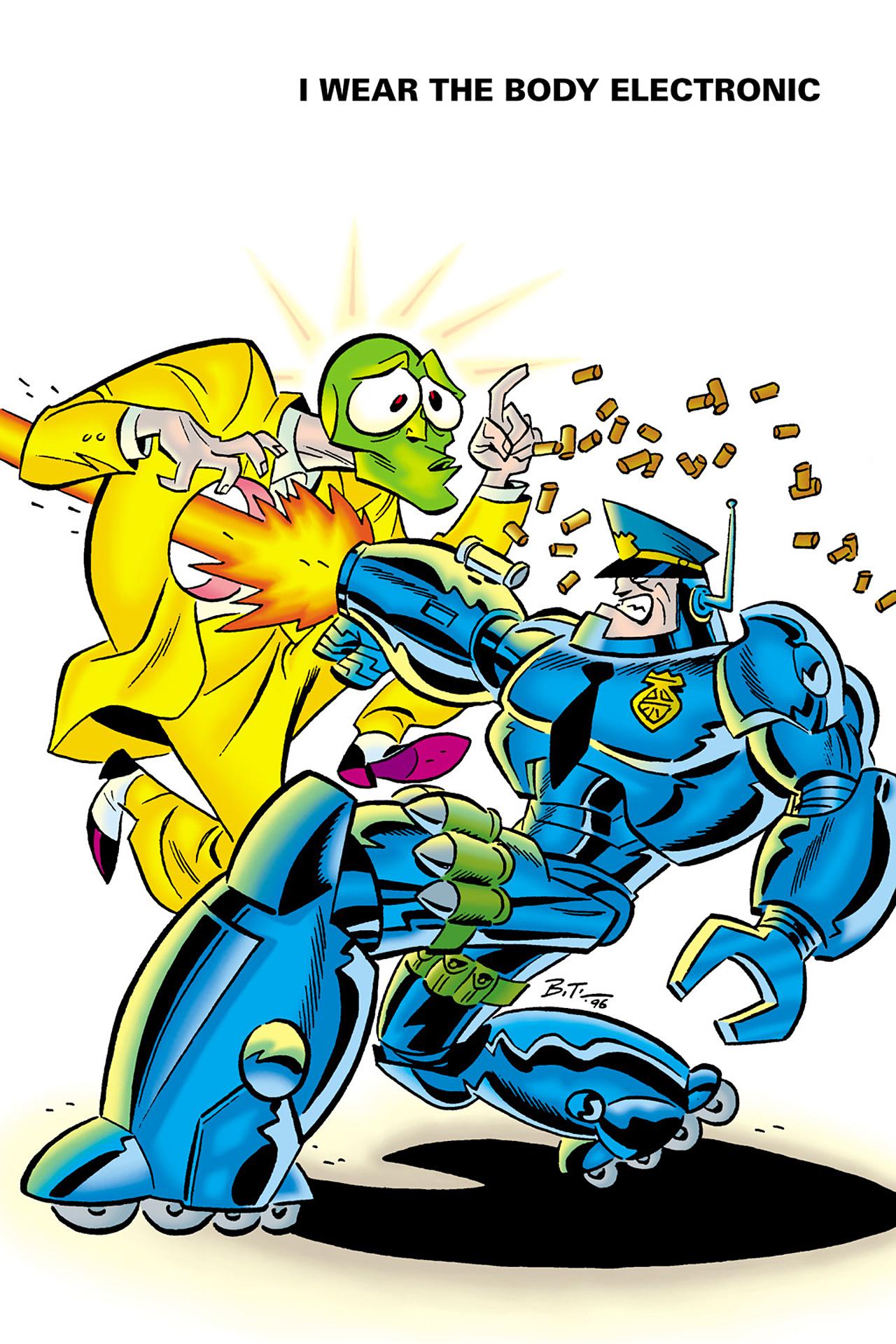 Read online Adventures Of The Mask Omnibus comic -  Issue #Adventures Of The Mask Omnibus Full - 182