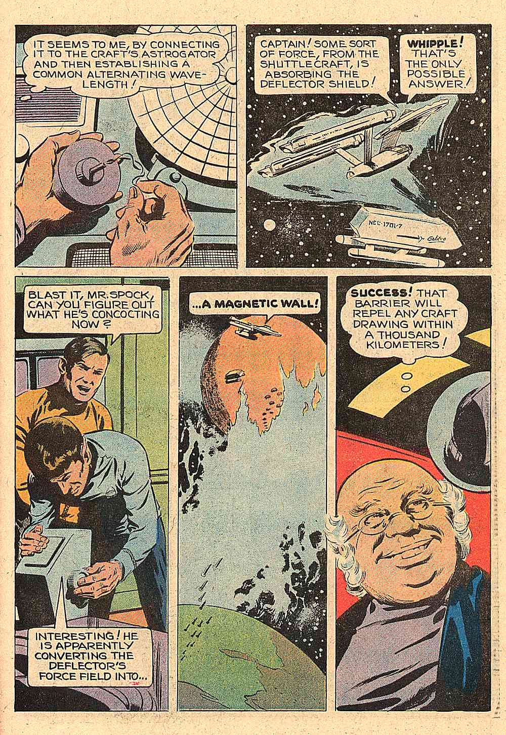 Star Trek (1967) issue 51 - Page 19