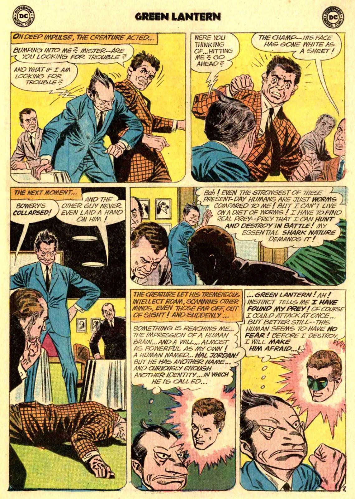 Green Lantern (1960) Issue #24 #27 - English 9
