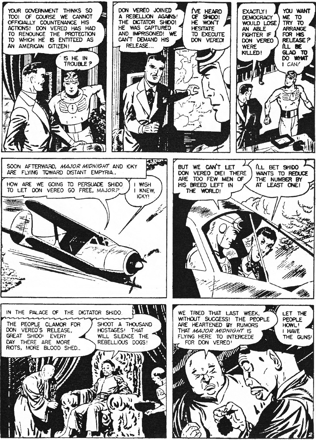 Read online Men of Mystery Comics comic -  Issue #70 - 20