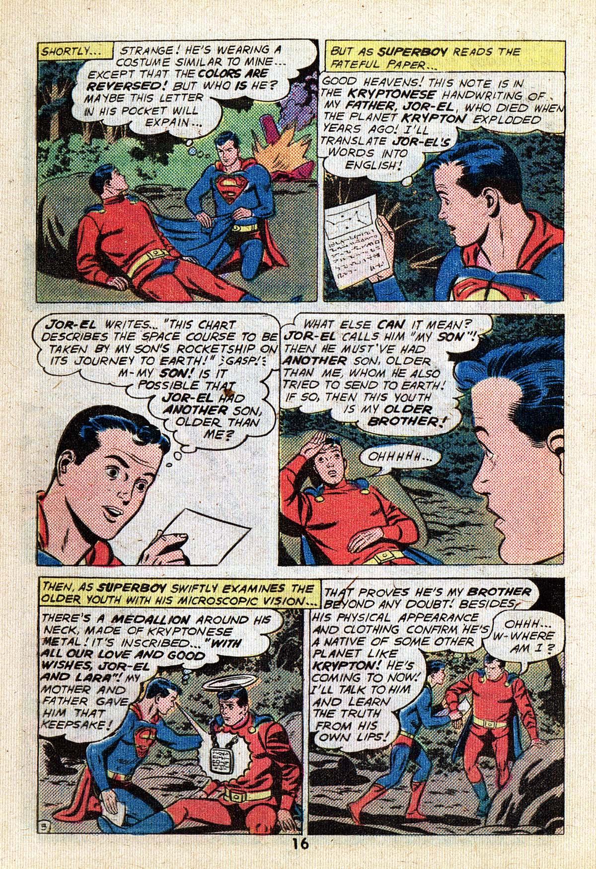 Read online Adventure Comics (1938) comic -  Issue #494 - 16