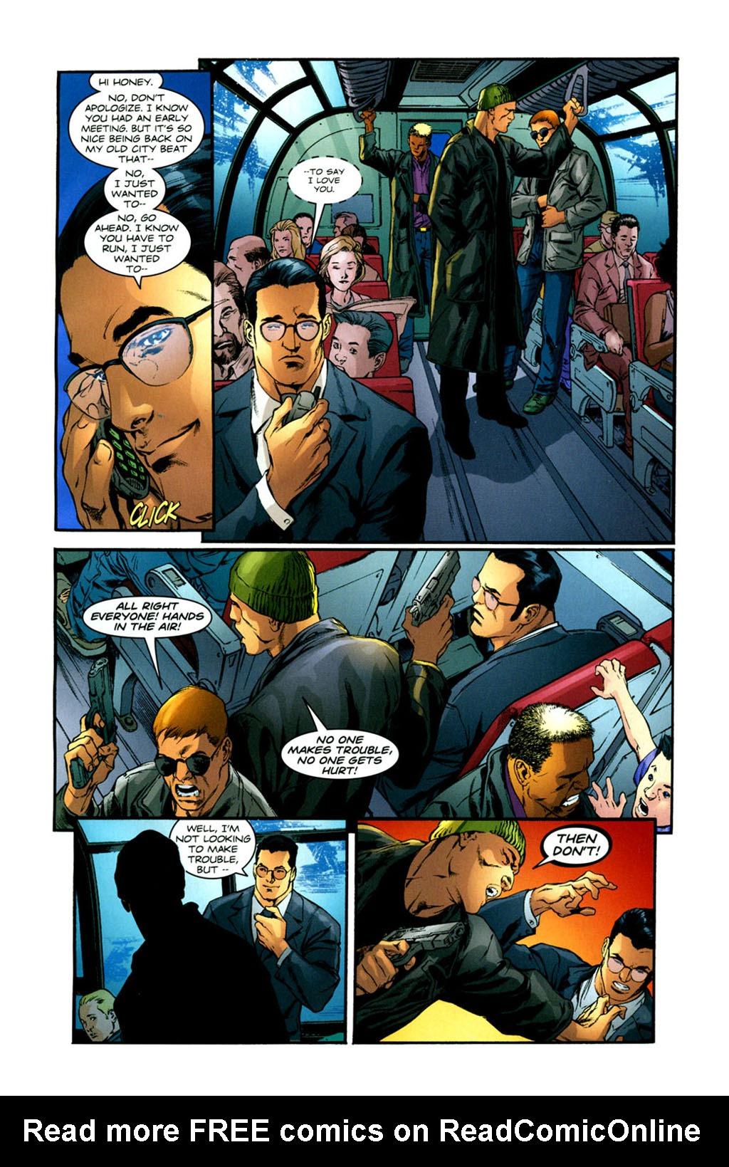 Action Comics (1938) 814 Page 1