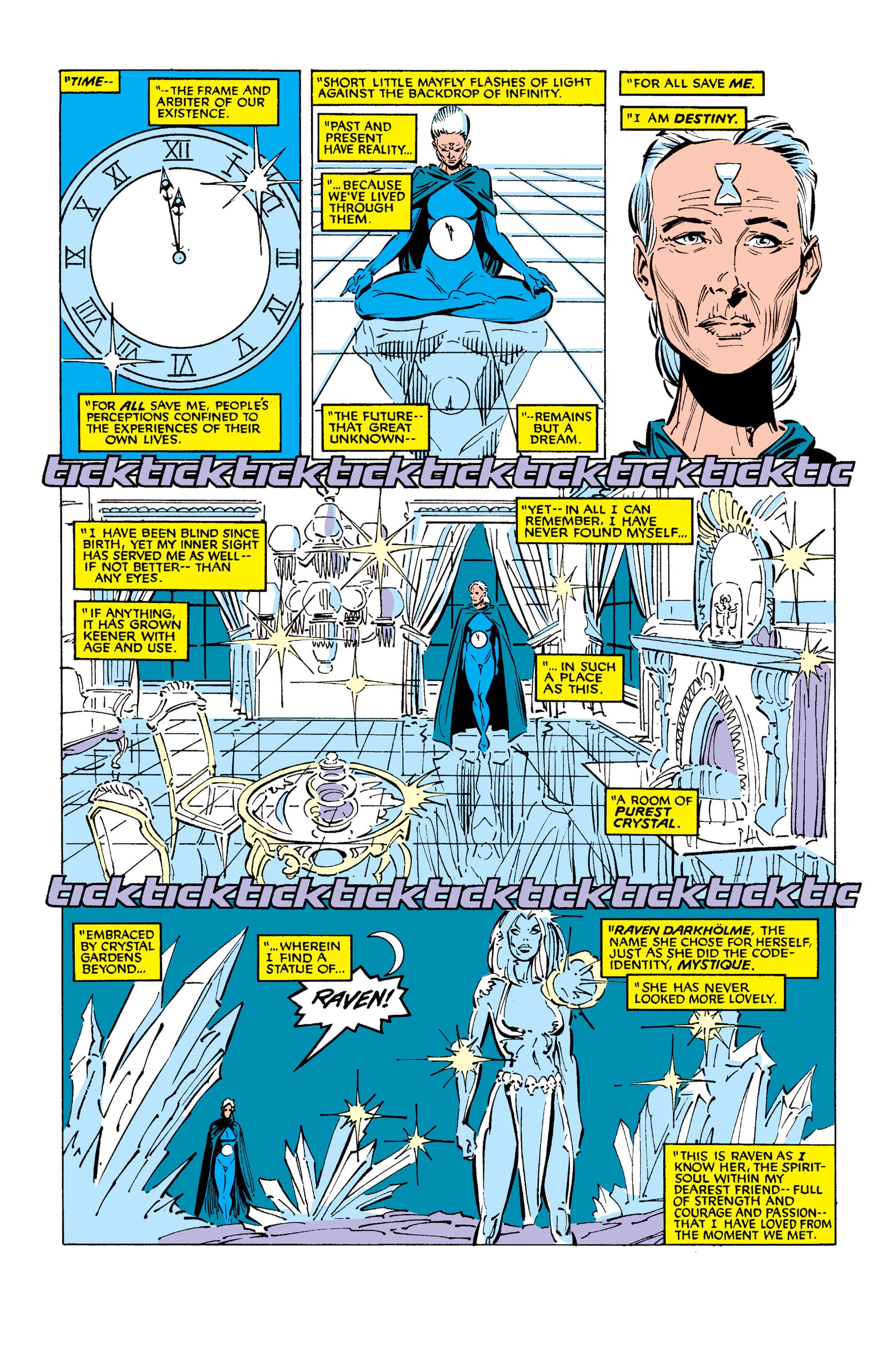 Read online Uncanny X-Men (1963) comic -  Issue #254 - 16