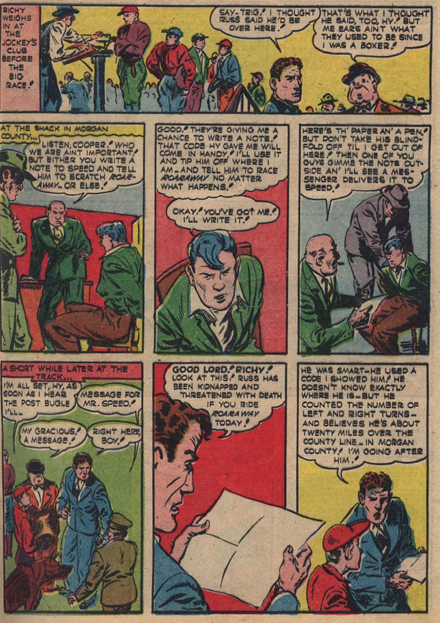 Blue Ribbon Comics (1939) issue 18 - Page 16