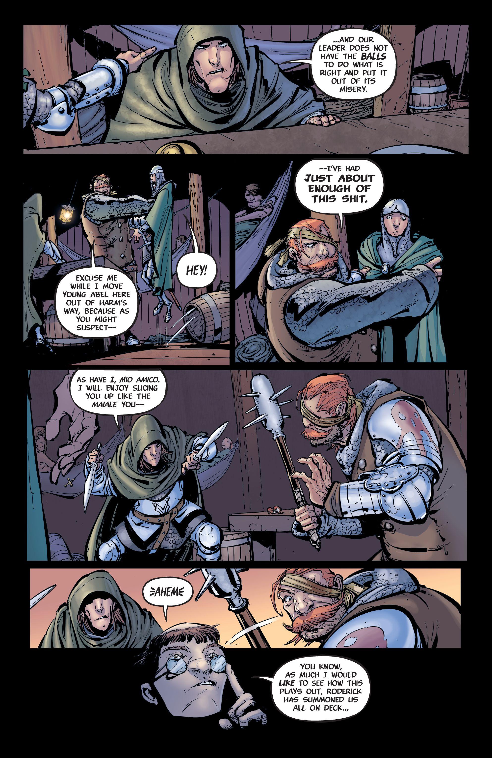 Read online Pestilence comic -  Issue #2 - 13