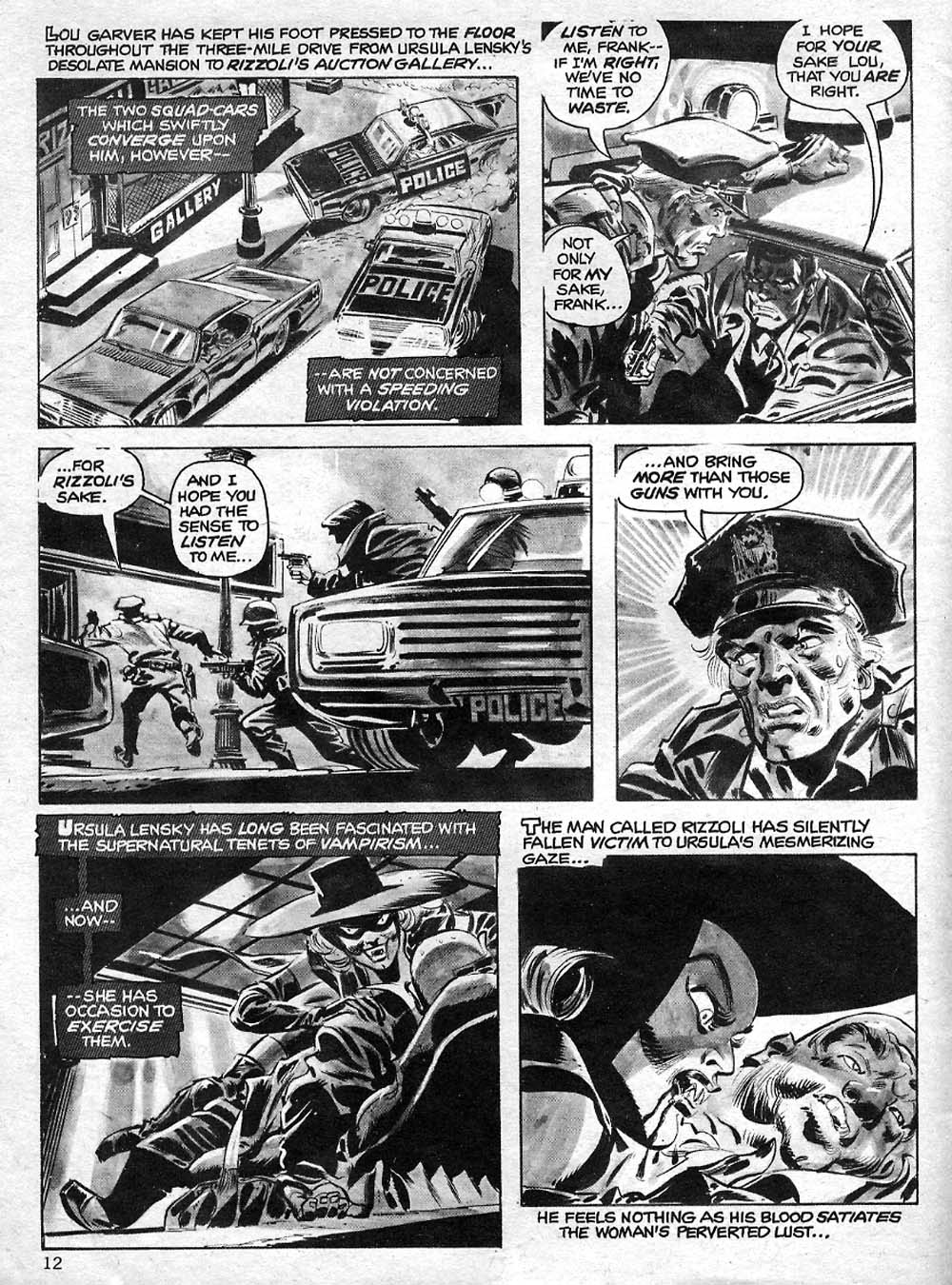 Dracula Lives issue 9 - Page 12