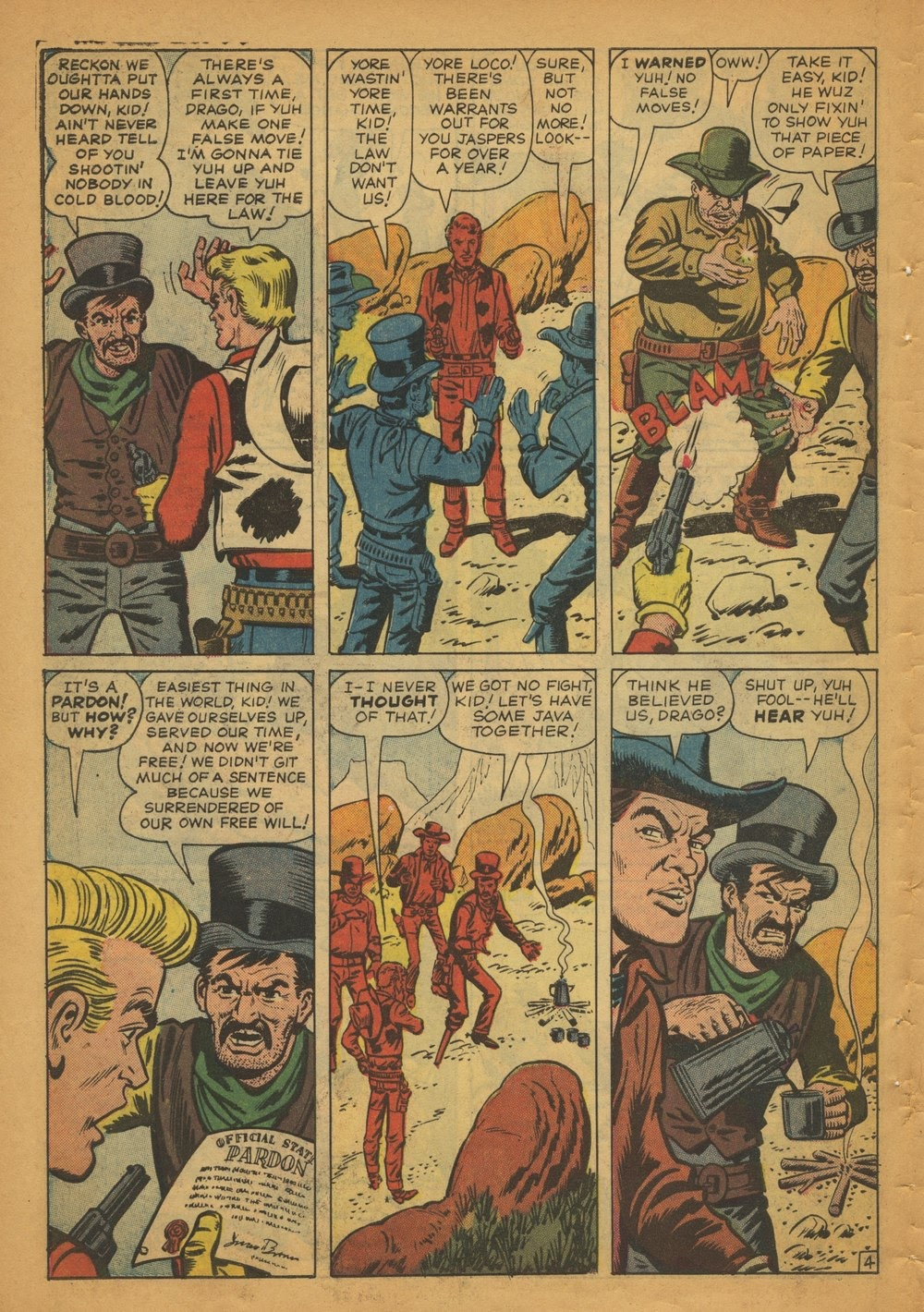 Kid Colt Outlaw issue 97 - Page 6