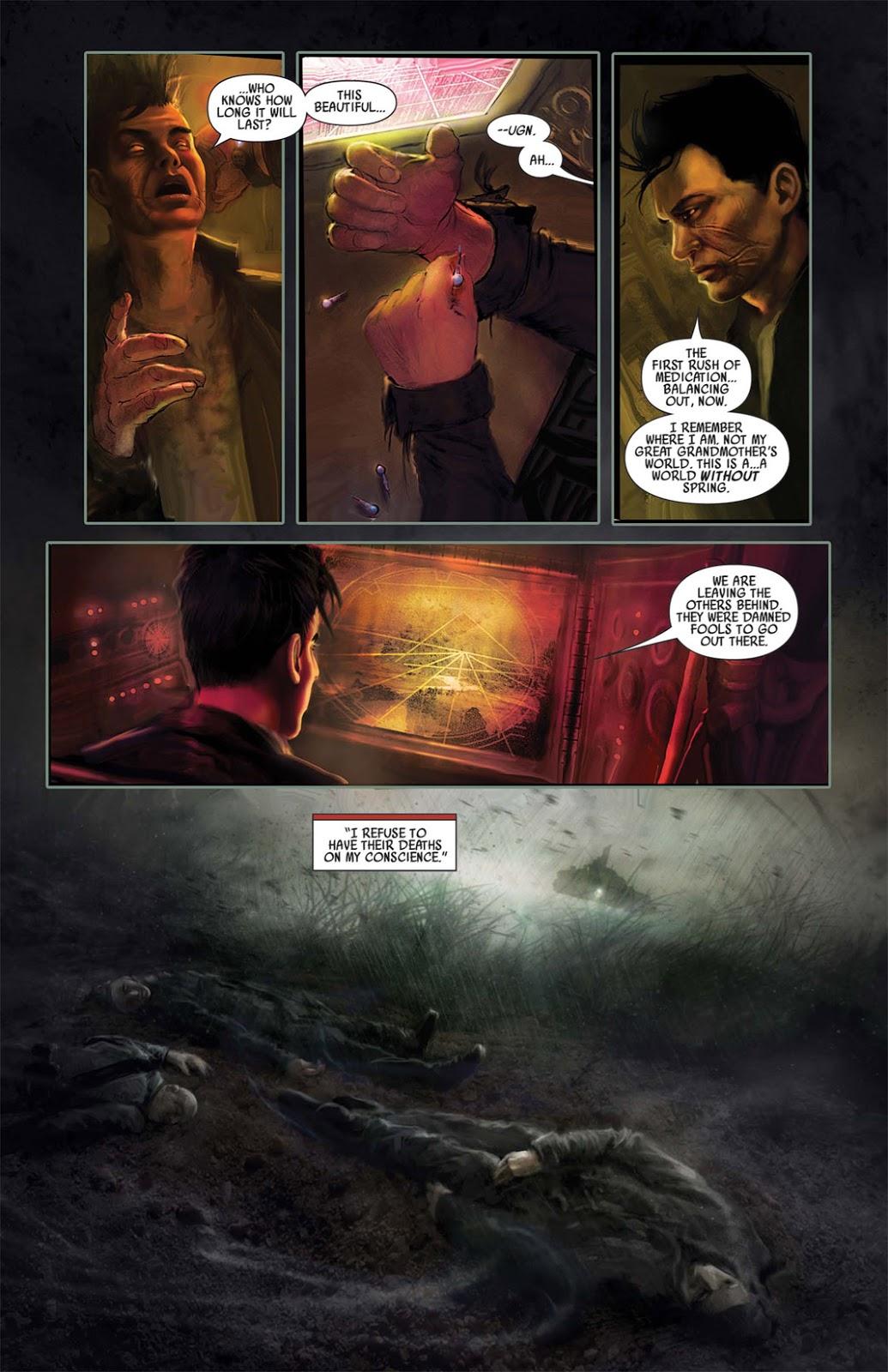 Read online After Dark comic -  Issue #1 - 5